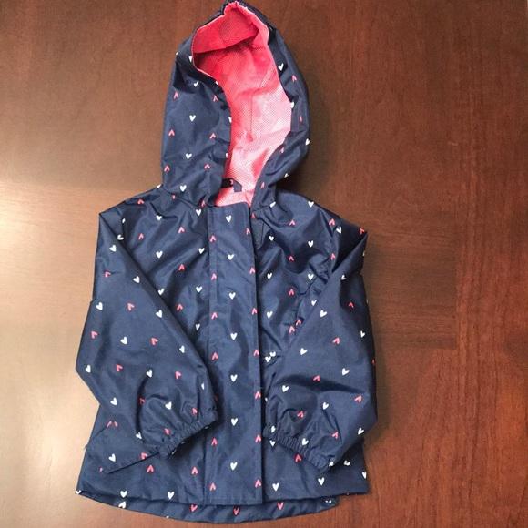 365fd5b7c Pink Platinum Jackets & Coats | Baby Girl Rain Jacket | Poshmark